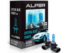 Lâmpada Super Branca Alper Crystal Blue Power HB3 4200K