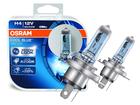 Lâmpada Osram Cool Blue Intense H4 Super Branca Par 4200K 55/60W - Efeito Xenon
