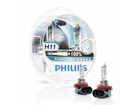 Lâmpada Xtreme Vision H11 Dobro de Iluminação Philips 3350K