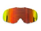 Lente Óculos Texx Raider Mx Espelhada Iridium