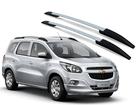 Longarina para Chevrolet Spin - Projecar Prata