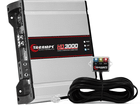 Módulo Amplificador Taramps HD 3000 3000W RMS 2 Ohms - 1 Canal