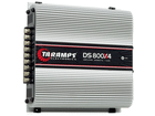 Módulo Amplificador Taramps DS 800x4 800W RMS 1 Ohm - 4 canais