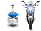 Lâmpada Novo Super LED Moto H4 Shocklight 12V 6000K 35W 3200lm Plug & Play