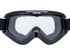Óculos Motocross Texx Fx-4 Preto com Lente Cristal (Anti-Embaçante)