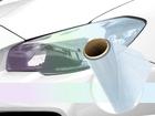 Película Adesiva Transparente Camaleão Farol e Lanterna 1m x 30cm Aplicação Universal