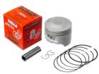 Kit Pistão com Anel KMP para Cg 190cc 0.50 (Competição, Kit Aumento Cg 150 para 190cc Diam. 65.00mm)