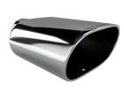 Ponteira de Escapamento Aço Inox Luzian - Modelo P003