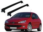 Rack para Peugeot 206 2000 até 2010 - Projecar Preto