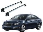 Rack para Chevrolet Cruze Sedan - Projecar Prata