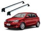 Rack para Toyota Etios - Projecar Prata