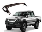 Rack para Pick Up L200 Sport (todos) - Projecar Preto