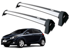 Rack para Hyundai HB20 Hatch - Projecar Prata