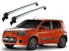 Rack para Uno 4p Vivace/Sporting até 2015 - Projecar Prata