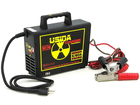 Recarregador de Baterias Usina 12V 5A - 60A Charger c/ Visor Volt / Ampér / Carga