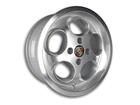 Roda KR M6 Porsche Le Mans Aro 17x7 4x100 Hyper Diamante ET40