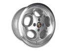 Roda KR M6 Porsche Le Mans Aro 17x7 5x114 Hyper Diamante ET40