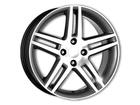 Roda KR R41 Réplica Peugeot 308 Aro 17x7 4x108 Grafite Diamante ET25