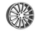Roda KR R66 Réplica Mercedes AMG C63 Aro 17x7 4x108 Grafite Diamante ET40