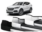 Estribo Hyundai Santa Fe 07/13 - Stribus Original
