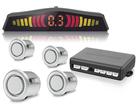 Sensor de Estacionamento TechOne Prata com Display
