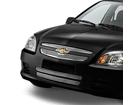Sobre Grade Aço Inox Chevrolet Celta 12/16 e Prisma 2012 Filetes Superior + inferior