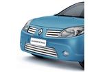 Sobre Grade Aço Inox Renault Sandero 07/10 Fusion