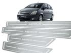 Soleira Standard Chevrolet Meriva Aço Inox Standard