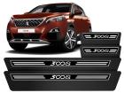 Soleira Premium Peugeot 3008 2018/.. Elegance