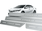 Soleira de Porta para Corolla 2015 Aço Inox Standard