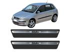 Soleira Premium Fiat Stilo Aço Escovado