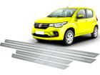 Soleira Standard Fiat Mobi Aço Inox Standard