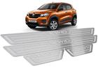 Soleira Standard Renault Kwid Aço Inox