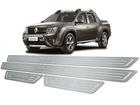 Soleira Standard Renault Oroch Aço Inox