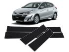 Soleira para Toyota Yaris - Vinil