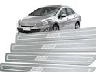 Soleira Standard Peugeot 408 Aço Inox Standard