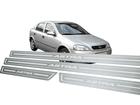 Soleira Standard Chevrolet Astra 4P Aço Inox Standard