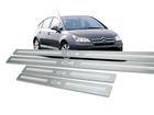 Soleira Standard Citroen C4 Aço Inox Standard