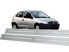 Soleira Standard Chevrolet Celta 2P Aço Inox Standard