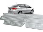 Soleira Standard Honda City Aço Inox Standard