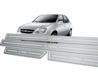 Soleira Standard Chevrolet Corsa Classic Aço Inox Standard