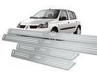Soleira Standard Renault Clio 4P Aço Inox Standard