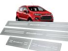 Soleira Standard Ford Nova EcoSport Aço Inox Standard