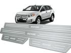 Soleira Standard Ford Edge Aço Inox Standard
