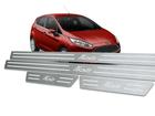 Soleira Standard Ford New Fiesta Aço Inox Standard
