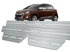 Soleira Standard Hyundai HB20X Aço Inox Standard