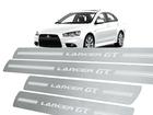 Soleira Standard Mitsubishi Lancer GT Aço Inox Standard