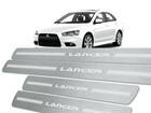Soleira Standard Mitsubishi Lancer Aço Inox Standard