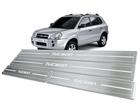 Soleira Standard Hyundai Tucson Aço Inox Standard