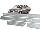 Soleira Standard Nissan Versa Aço Inox Standard
